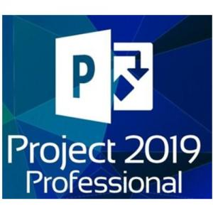 China Online Download Office Microsoft Project Professional 2019 on sale