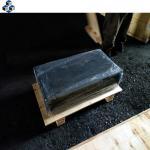 10um Fine Grain High Electric Resistance High Strength Isostatic Graphite Block