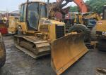 Second hand good condition Caterpillar D5G bulldozer with blade
