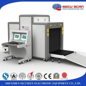 China Big X-ray baggage inspection system Penetration steel Aviation on sale