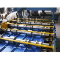 Trapezoidal Sheet Roll Forming Machine Shanghai