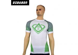 China Moisture Wicking Sport Compression Clothing Quick Dry Never Fading Pattern on sale