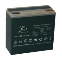 12V 20AH Rechargeable Sealed Lead Acid Battery For Electric Scooter / Electric Bicycle