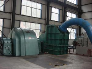 China Water Driven Turbine For Hydroelectric Power And Hydroelectric Turbine Cost on sale