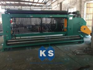 China Automatic Oil System Gabion Wire Mesh Machine Overload Protect Clutch High Efficiency on sale