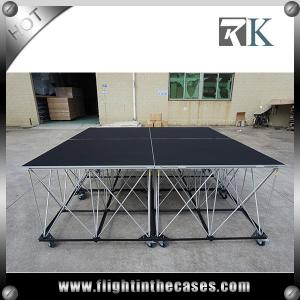 China Wedding stage outdoor concert stage sale price finished the stage glass stage portable stage on sale