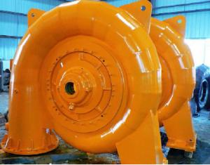China High Efficiency Water Turbine/ Francis Turbine for Hydroelectric Power Plant on sale