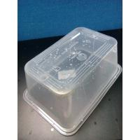 China Fruit Crate Mould & injection molding production, IML(In-Mold Labeling) Injection on sale