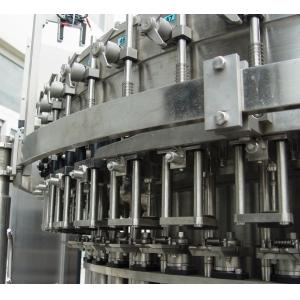 China Soda Water Juice Liquid Beverage Carbonated Filling Machine on sale
