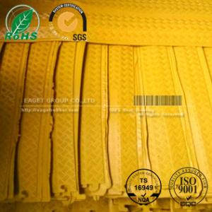 China Customize Yellow color Drop-Over Rubber Cable Protector on sale