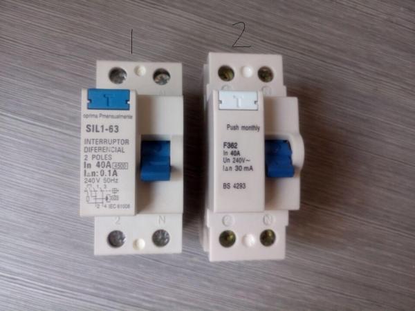 cona 2p rccb rcbo rcd residual circuit device elcb 40a 30ma for salecona 2p rccb rcbo rcd residual circuit device elcb 40a 30ma images