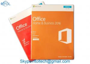 China Online Office Professional 2016 Download , Original Microsoft Office Retail Version Product Key on sale