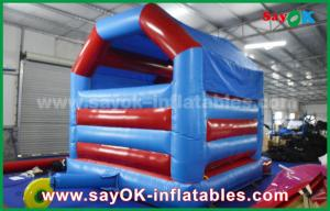 China Kids Air Blow Jumping Bouncer Toys , Baby Inflatable Bounce House on sale