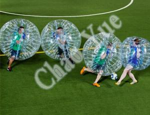 China Custom Durable Inflatable Bumper Ball Bubble Balloon Football Sport(CY-M2724) on sale