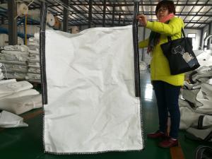 China 500kg 1000kg 1500kg 2000kg 2500kg PP big FIBC jumbo bag bulk supply with manufacturer factory wholesale price on sale
