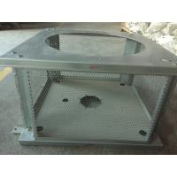 Communication Device Cabinet Sheet Metal Enclosure Fabrication Steel Material