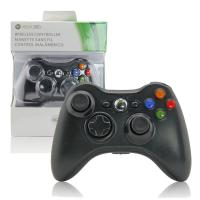 Double Shock Xbox 360 Wireless Gamepad , Xbox 360 Slim Controller Comfortable To Hold
