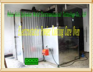 China powder coating of cure oven on sale