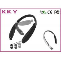 Sports Bluetooth Earphone Neckband Bluetooth Headphones Supports Multi - Connection