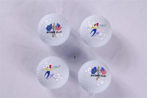 China Logo Golf Balls/Logo Golf Ball on sale