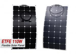 China 110 Watt ETFE Flexible Solar Panels Yachts With High Performance Sunpower Cells supplier
