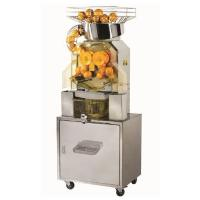 China Commercial Orange Juicer Machine , Industrial Automatic Orange Juice Maker on sale
