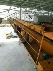 China Electric Hoisting type Double Girder Overhead Crane on sale