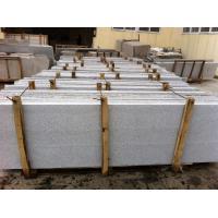 G603 Chinese cheap granite slab sesame white granite