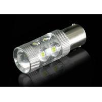 China Powerful Auto Led Turn Signal Bulbs 1156 6500K led lights turn signals on sale