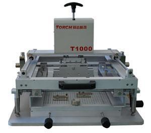 China Solder Paste Printer (T1000) on sale