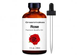 China 30ML Pure Rose Essential Oil For Mood Lifting / Promoting Happiness Feelings supplier