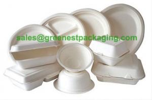 China Environmental Compostable Dinnerware wholesale