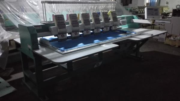 Second Hand Tajima Embroidery Machine Used Embroidery Equipment