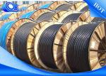 Communication Loose Tube Light Outdoor Fiber Optic Cable Crush Resistance / Flexibility
