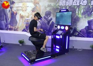 China Carzy Horse Riding VR Game 9D Virtual Reality Theme Park VR Horse Simulator Ride on sale