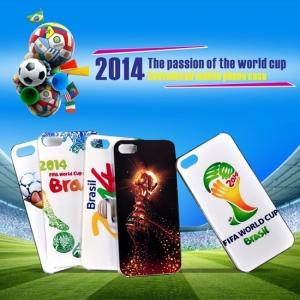 China 2014 world cup iphone case 5 5s on sale