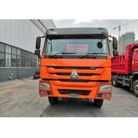 SINOTRUK 371 HP 8×4 Dump Truck Heavy Duty Dump Truck 50 Tons Loading 28CBM