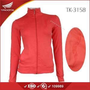 China New designer ladies autumn long sleeve sports clothing on sale