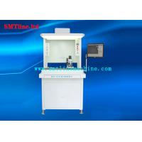 China CNSMT Led Pcb Glue Dispenser Machine High Speed 110V / 220V 2000KG Weight on sale
