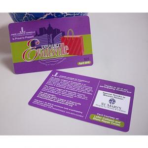 China cartes de PVC 30mil/carte CR80 de PVC Rfid de PVC CR80 PVC blanc Card/ISO de carte/éraflure on sale