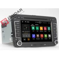 China Classic Facia VW Car DVD Player Seat Altea Head Unit Support Extended Media Card on sale
