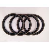 SPGO Durable Hydraulic Cylinder Piston Seals , Pneumatic Piston Seals Glyd Ring