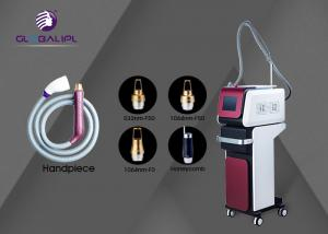China Picosecond Laser Tattoo Removal Equipment Pigment Therapy 1500W Power on sale