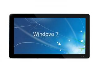 China 22 Inch Capacitive LCD Touch Screen Monitor Desktop Installation Metal Case on sale
