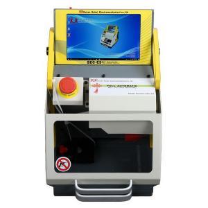 China SEC-E9 CNC Automated Key Cutting Machine for Car, Truck, Motorcycle, House Key, Dimple & Tubular Keys on sale