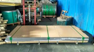 Quality SUS436L Stainless Steel Sheet 2D Finished 0.5-3mm Tickness 436 Stainless Steel for sale