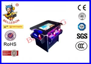 China Cocktail Arcade Machine / Arcade Cocktail Cabinet With 26 Inch LCD Screen on sale