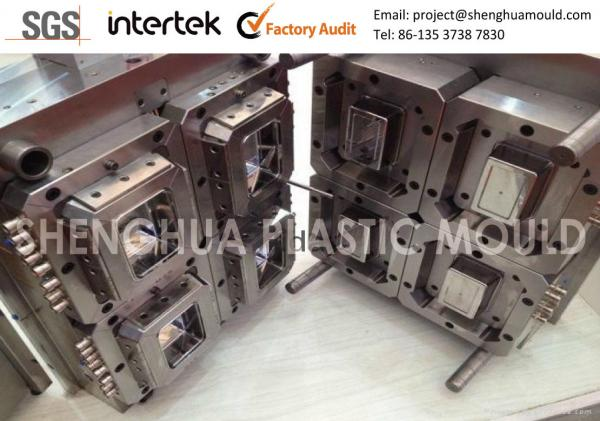 Dongguan Plastic Food Box Injection Mold Maker for sale