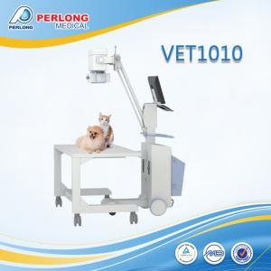 China digital portable x-ray equipment VET 1010 for veterinary on sale