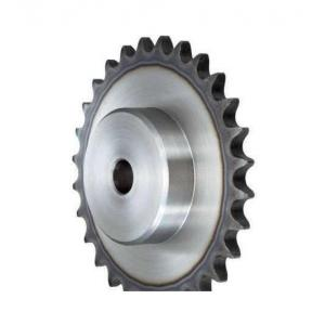 Quality Chain Belt Stainless Steel Sprockets Custom Made CNC Machining ISO9001 for sale